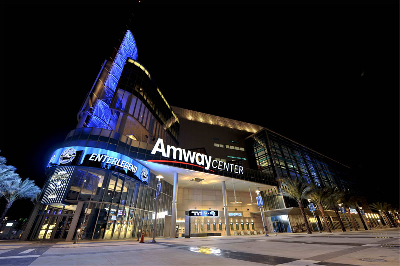 Closest Hotel To Amway Center Orlando